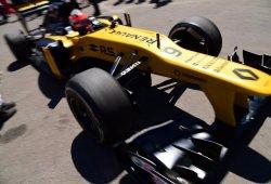 "Abiteboul prefiere ir ""paso a paso"" con un Kubica que ""podría acabar en un F1"""