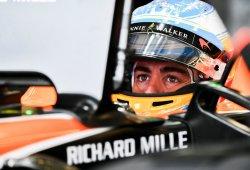 """Alonso apunta que acabar séptimos es """"la única revolución"""" posible en McLaren"""