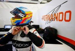 """Alonso: """"Espero que merezca la pena haber penalizado en Silverstone"""""""