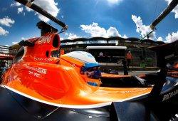 """Alonso: """"Séptimo está bien, pero no es la posición soñada para ningún piloto"""""""