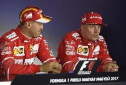 Ferrari quiere anunciar la renovación de Vettel y Räikkönen en Monza