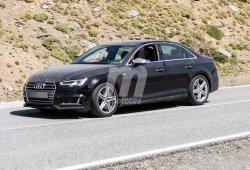 Audi RS4 2018: misterioso prototipo cazado con el motor de 450 CV del RS5