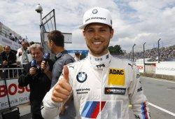 BMW en racha, Blomqvist se anota la pole en Norisring