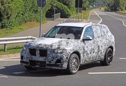 El BMW X5M 2018 comienza sus pruebas en Nürburgring