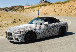 Cazamos el sucesor del BMW Z4 con el acabado M Sport en nuestro país