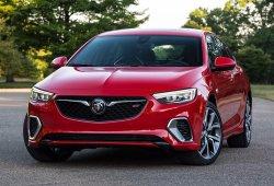 Buick Regal GS 2018: se desvela el máximo exponente deportivo de la gama
