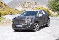 Cadillac XT4 plug-in hybrid: cazamos la nueva variante híbrida en modo eléctrico