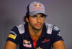 Sainz valora su continuidad en Toro Rosso para 2018 como última opción