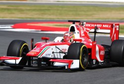 Charles Leclerc mete sexta en Silverstone