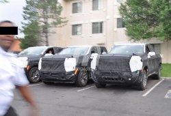 General Motors continúa el desarrollo de los Chevrolet Silverado y GMC Sierra 2019