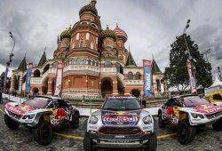 Comienza la aventura, el Silk Way Rally está en marcha