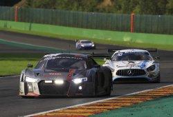 Audi gana las 24 Horas de Spa, Soucek sube al podio
