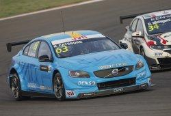 Nicky Catsburg, poleman del WTCC en Argentina
