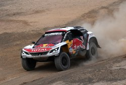 Cyril Despres se adjudica por segunda vez el Silk Way Rally