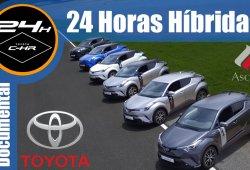 Documental 24 Horas Híbridas Toyota C-HR