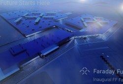 Faraday Future elimina el proyecto de construcción de su factoría