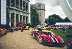 Ferrari festeja su 70 aniversario por todo lo alto en Goodwood