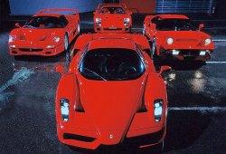 Ferrari exhibirá en Monterey una colección valorada en 500 millones de dólares