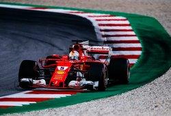 "Vettel mantiene que Bottas se saltó la salida: ""Ha sido inhumana"""