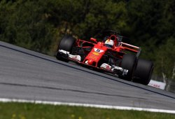 Sebastian Vettel luchará contra Valtteri Bottas por la victoria