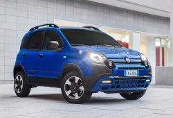 Fiat Panda City Cross 2017: imagen ruda pero sin rastro de la tracción 4x4