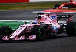 Force India, en Q3 llueva o haga sol