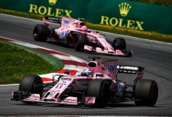Force India vuelve a la normalidad y consolida el cuarto puesto