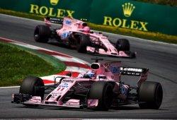 Force India introducirá en Silverstone su mayor actualización de la temporada