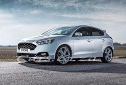 Así lucirá el nuevo diseño del Ford Focus 2018 de 5 puertas