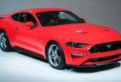 El nuevo Ford Mustang V8 entrega 466 CV y hace el 0-100 en menos de 4 segundos