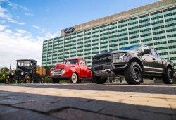 Los pick-up de Ford cumplen 100 años en 2017