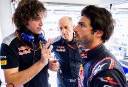 """Franz Tost: """"Sainz es un piloto joven, aún tiene mucho tiempo"""""""