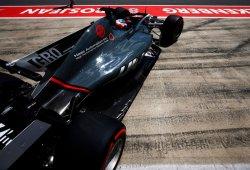 Grosjean saca petróleo de un VF-17 equilibrado en el Red Bull Ring