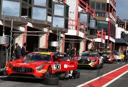 66 coches GT3 en la parrilla de las 24 Horas de Spa