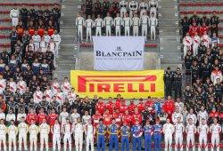 Los GT3 afrontan su cita reina, las 24 Horas de Spa