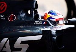 """Grosjean señala a los comisarios: """"El campeonato influye en las decisiones"""""""