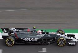 """Giovinazzi: """"Estar a cuatro décimas de Grosjean es un buen resultado"""""""