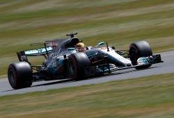 Hamilton se lleva una victoria perfecta de Silverstone