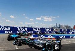 Highlights del ePrix de Nueva York de Fórmula E