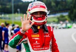 Histórica quinta pole consecutiva de Charles Leclerc