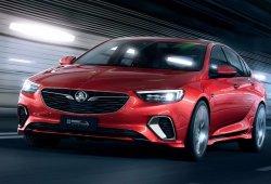 Holden Commodore VXR 2018: se completa el cuarteto de berlinas deportivas
