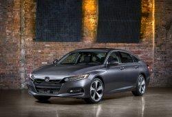 Honda Accord 2018: desvelada la décima generación