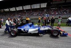 Sauber renuncia oficialmente a los motores Honda para 2018