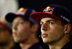 Horner apuesta por Kvyat para 2018 y Verstappen hasta 2019 como mínimo