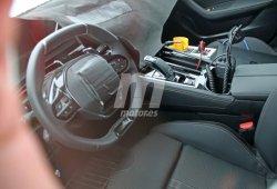 Nos asomamos al interior del Peugeot 508 2019: la nueva generación llegará en 2018