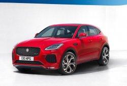 Jaguar E-Pace: el nuevo crossover de Jaguar ya es oficial
