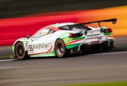 Calado y Ferrari se llevan la pole de las 24 Horas de Spa