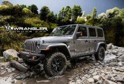 Sergio Marchionne confirma el lanzamiento del Jeep Wrangler 2018 para noviembre