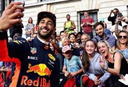 La Fórmula 1 se pasa a Snapchat para atraer al público más joven
