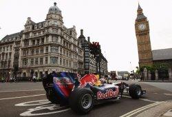 La Fórmula 1 al completo aterriza en las calles de Londres: 'F1 Live London'
